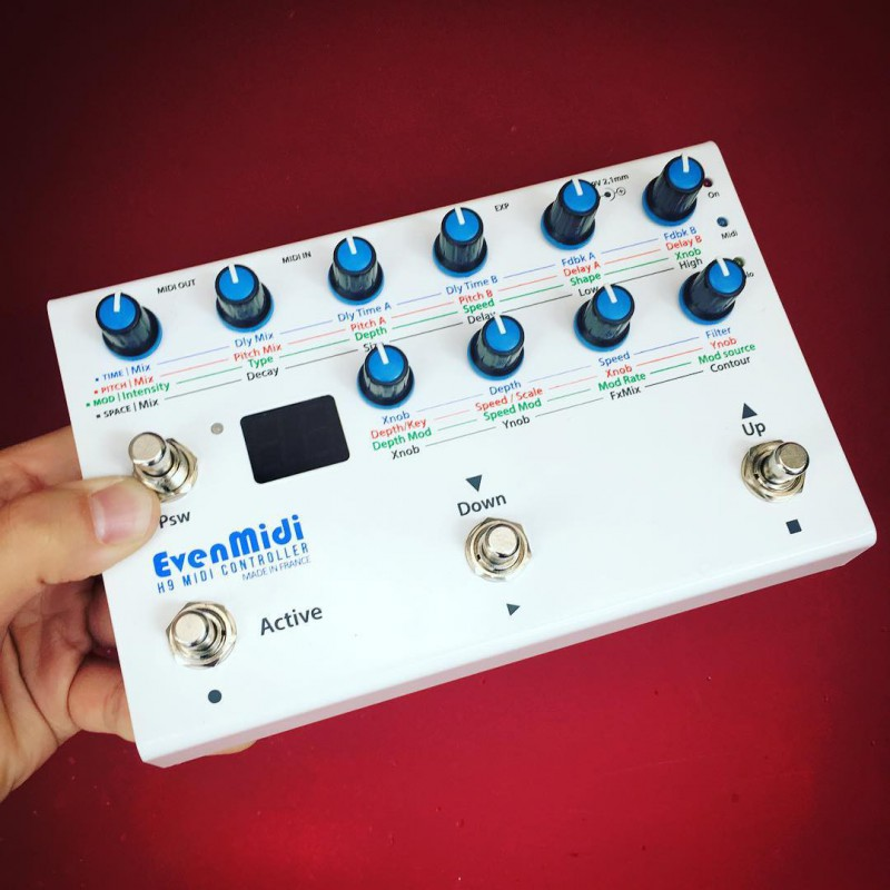 H9 Midi Controller - EvenMidi